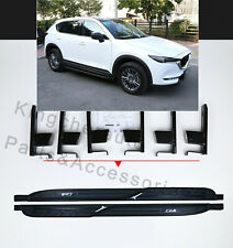 2PCS Running Boards fits for Mazda CX-5 2017-2020 Side Step Bar Pedal Nerf Bar