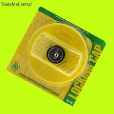 FUEL CAP LOCKING NISSAN PATROL NAVARA D21 D22 D40 4CYL LOCKABLE DIESEL TURBO
