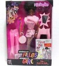 MATTEL 28254 - NICHELLE FESTA DA BALLO - BARBIE GENERATION FILLES GIRL