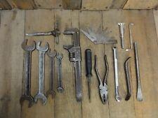Classic Car Vintage Tool Kit Roll ~12