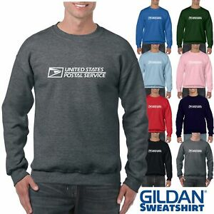 US post office USPS Sweatshirt t shirt long sleeves S up to 5XL