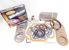 Loaded GM Turbo TH400 Transmission Master Rebuild Kit w/ Fairbanks Shift Kit