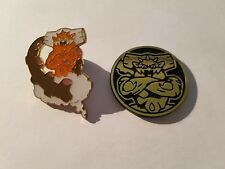 Pokemon TCG Forces of Nature Landorus Limited Edition Official Pin & Coin SKU202