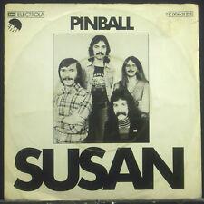 "7"" PINBALL - susan / rainbow"