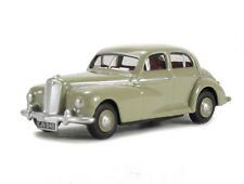 Oxford Die Cast 1:76 Scale Wolseley 6/80 Moonstone Grey (76WOL004) *BRAND NEW*