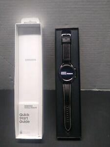 Samsung SM-R855UZSAXAR-RB Galaxy Watch3 41mm 4G LTE Silver Refurbished