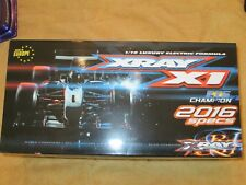 XRAY 2016 X-1 1/10 Scale Luxury Electric Formula 1 R/C Race Car #370701 Chassis