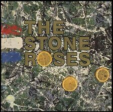 The Stone Roses SELF TITLED Debut Album 180g SILVERTONE RECORDS New Vinyl LP