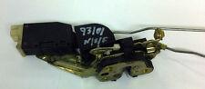 SAAB 9-3 Near Side Front Door Lock w/ Central Lock 2001 - 2003 5332432 5D 3D CV