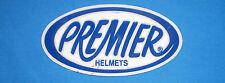 TOPPA PATCH PREMIER HELMETS 12 x 6 Per TUTA AUTO MOTO KART RALLY - racing suite