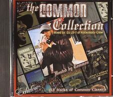 COMMONThe Common Collection Mix CD Best of Common Classics Remixes Exclusives