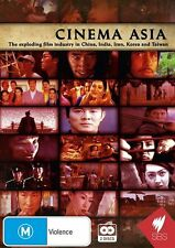 Cinema Asia (DVD 2-Disc Set) Brand New & Sealed Region 4 DVD - Free Postage D29