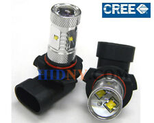 2x 9005 HB3 30W High Power CREE LED Fog Day Time Running Lights Xenon White 360°
