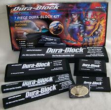 7 pc DURA-BLOCK Sanding Tool Kit AF44L