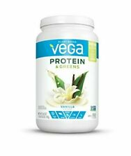 VEGA Protein and Greens 21.7 Oz 20 Servings - Vanilla
