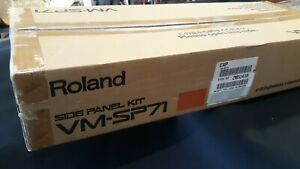 Roland VM-SP71 Wood Side Panels -  for  VM-C7100