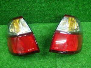 JDM 2000 SUBARU LEGACY BH5 BH9 BH STI Wagon Taillights Tail Lights Lamps Set OEM