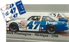 CD_3125 #47 Jack Pennington - Michigan - 1990 Olds   1:24 Scale Decals  ~NEW~
