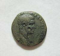 MOESIA INF. NICOPOLIS AD ISTRUM AE 26. DIADUMENIAN, CAESAR, 217-218 AD. SCARCE.