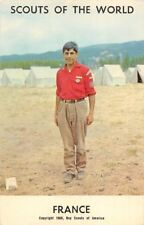 Boys Scouts of the World: France (1968 Boy Scouts of America) French Uniform