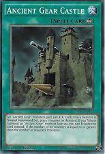 YU-GI-OH CARD: ANCIENT GEAR CASTLE - SR03-EN023 - 1ST EDITION