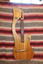 Wishnevsky Student Model Harp Guitar Spruce & Maple, Six Strings six basses.