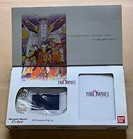Limited Wonder Swan Color Final Fantasy II Boxed Good Japan F S Tested