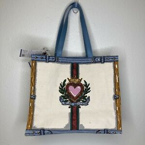 """Brighton """"In Love We trust"""" Tote Bag - New with Tag, Never Used,"""