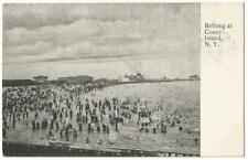New York City NY ~ Coney Island Amusement Park Bathing Beach 1906