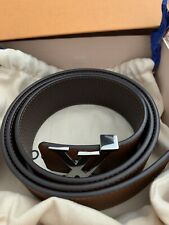 Louis Vuitton Belt,LV INITIALES 40MM REVERSIBLE,M9394U, 95cm