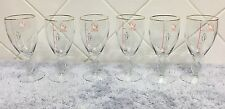 Vintage Whiskey Coffee Sugar Cream Levels Set of 6