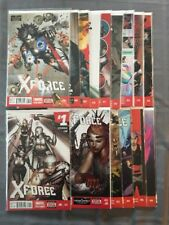 X-Force Complete 2014 Series With Cable, Domino, Fantome , X-23