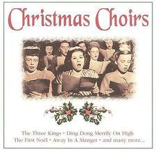 Christmas Choirs (CD, 2002)