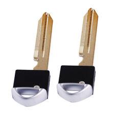2X Fernschlüssel Blatt für Infiniti EX35 FX45 G37 M35 M45 Nissan Altima Maxima