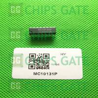 6PCS MC10131P Encapsulation:N/A,Dual Type D Master-Slave Flip-Flop