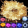 2-10M 100 LED Christmas Wedding Xmas Party Outdoor Decor Fairy String Light Lamp