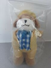 Music For Little Mozarts Puccini Pooch Plush Toy - NWT