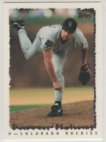 1995 Topps Baseball Colorado Rockies Team Set