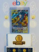 Moltres Zapdos & Articuno GX 66/68 NM Hidden Fates Tag Team Ultra Rare Holo Card