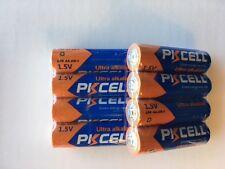 NEW BULK OF 12 PCS Alkaline AA Batteries,  Single use, Heavy Duty, Dry Cell, LR6