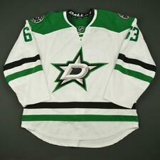 2016-17 Justin Fontaine Dallas Stars Game Used Worn Reebok Hockey Jersey! NHL