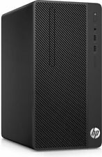 HP 290 G1 MicroTower PC, Core i3-7100, 8GB RAM, 1TB HDD, DVDRW, W10 Pro