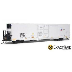 exactrail EP 81050-39 HO SCALE: X - TRINITY TRINCOOL 64' REEFER, PHASE LLL - ARM