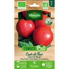 Sachet graines tomate CUOR DI BUE ( coeur de boeuf ) BIO