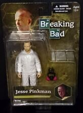 "Breaking Bad JESSE PINKMAN White Hazmat 6"" Mezco Figure New Aaron Paul/Exclusive"