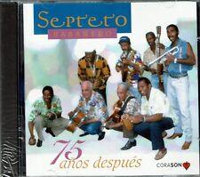 Septeto Habanero 75 Anos Despues   BRAND  NEW SEALED  CD