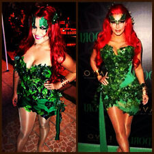 kim kardashian poison ivy costume