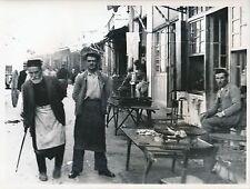 CNOSSOS c. 1935 - Rue de Commerces Marchands  à Candie  Grèce - DIV 6595