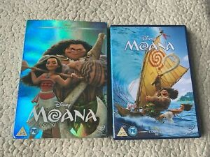 DISNEY MOANA - DVD