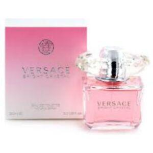 Bright Crystal Absolu Versace For Women Eau de Toilette 50ml Ovp
